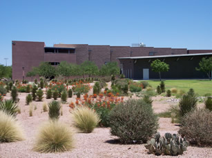 Engel Hall at Chandler/Gilbert Community College